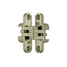 SOSS Invisible Hinge 204 - Mild Steel Links / SS Model 100% Stainless Steel