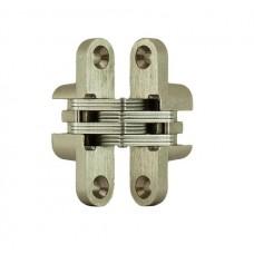 SOSS Invisible Hinge 208  - Mild Steel Links / SS Model 100% Stainless Steel