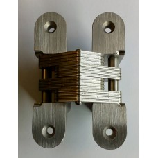 SOSS Invisible Hinge 218 SS Model 100% Stainless Steel - 60 Minute Fire Rated