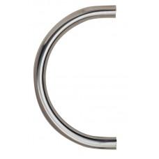 KWS 180deg Return Curve - St. Steel 40mm - Radius = 200mm