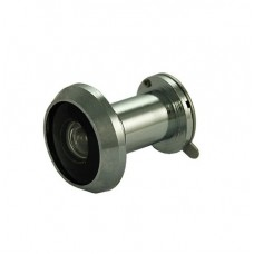 D&E 200 Degree 'CVC' Door Viewer With Glass Lens with Interior Privacy Cover