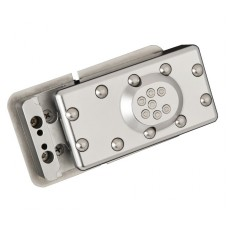 DRUMM 'Geminy' Van Lock - Satin Chrome Plated