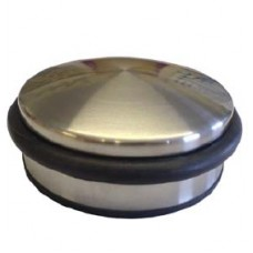 D&E MOVEABLE DOOR STOP 92/105MM DIA - SSS