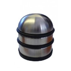 D&E MOVEABLE DOOR STOP 65/70MM DIA - SSS
