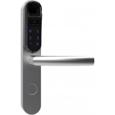 I-Tec iFP Access Control Door Handle - Finger Print Reader  & Code Touch Pad